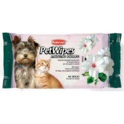 Padovan Pet Wipes muschio bianco
