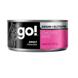 GO! Grain Free Chicken Pate