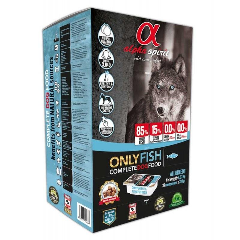 Alpha Spirit ONLY FISH