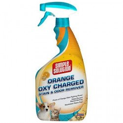 Simple Solution Orange Oxy Charged Stain & Odor Remover