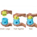West Paw Toppl Treat Toy