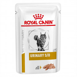 Royal Canin Urinary S/O Feline Pouches в паштете