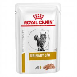 Royal Canin Urinary S/O Feline Pouches в паштете