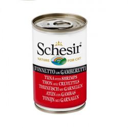 Schesir Cat Tuna & Prawns
