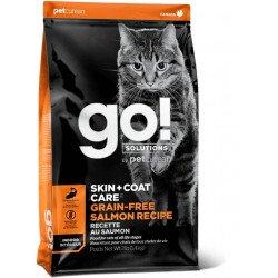 GO! Sensitivity + Shine Grain Free Freshwater Trout&Salmon Cat Recipe