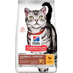 Hills SP Feline Adult Hairball Indoor Cat