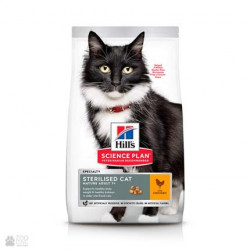 Hills SP Feline Mature Adult 7+ Sterilised Cat