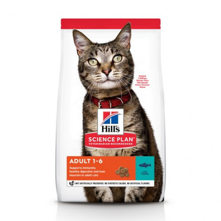 Hills SP Feline Adult Optimal Care Tuna
