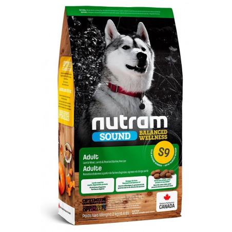 Nutram SOUND Lamb