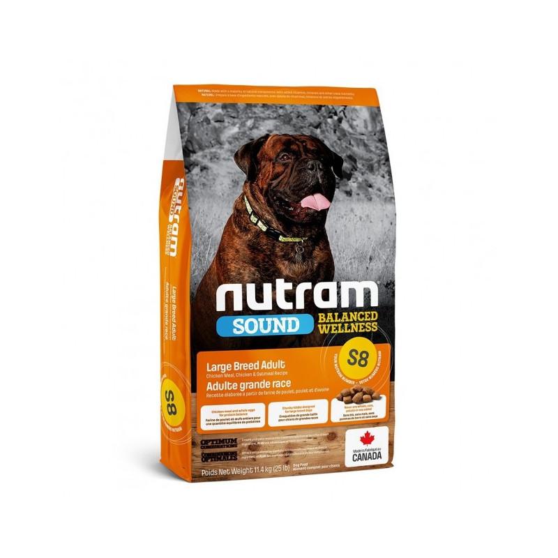 Nutram SOUND Large Breed