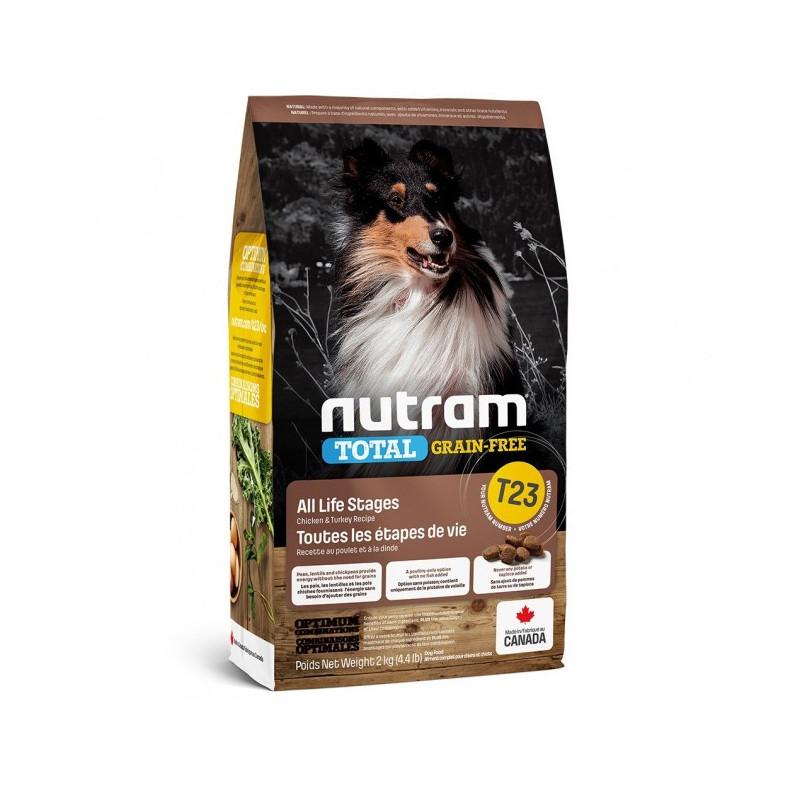Nutram TOTAL Turkey, Chiken & Duck