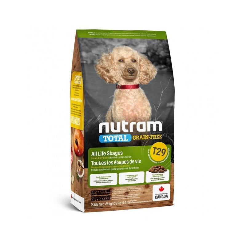 Nutram TOTAL Lamb & Lentils Recipe