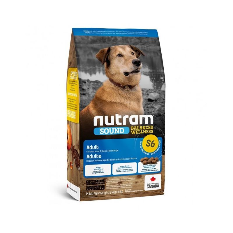 Nutram SOUND Adult
