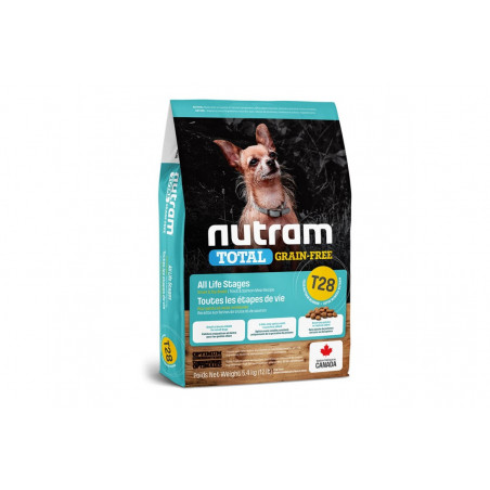 Nutram TOTAL Salmon & Trout Small Breed