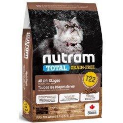 Nutram TOTAL Turkey & Chiken