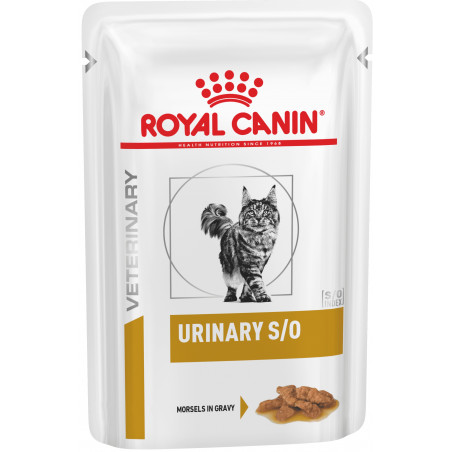 Royal Canin Urinary S/O Feline Pouches
