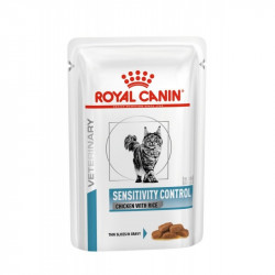 Royal Canin Sensitivity Control Feline Pouches