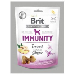 Brit Care Dog Functional Snack Immunity Insect