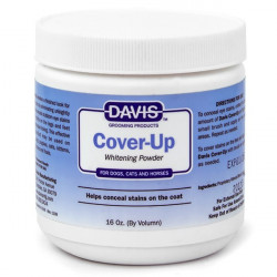 Davis Cover-Up Whitening Powder