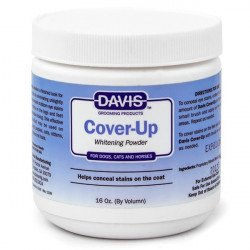 Davis Cover-Up Whitening Powder