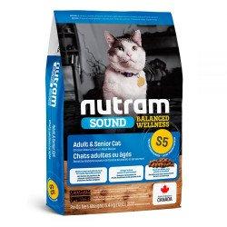 Nutram SOUND Adult & Senior