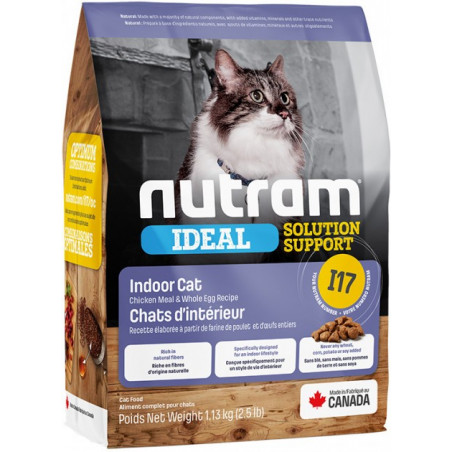 Nutram IDEAL Finicky Indoor