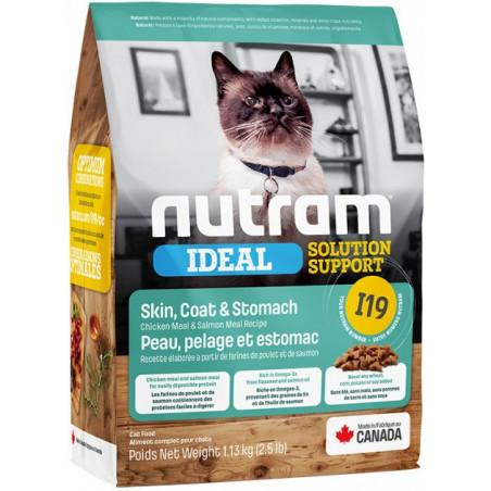 Nutram IDEAL Skin, Coat, Stomach