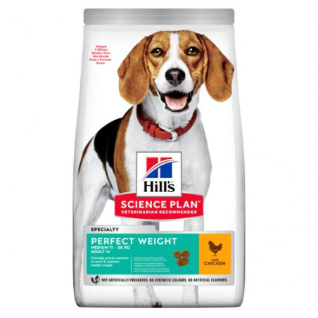 Hills SP Canine Adult Oral Care Chicken