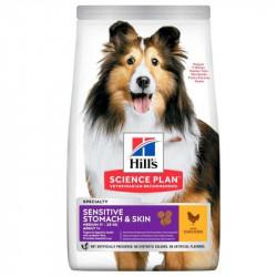 Hills SP Canine Adult Sensitive Stomach Chicken