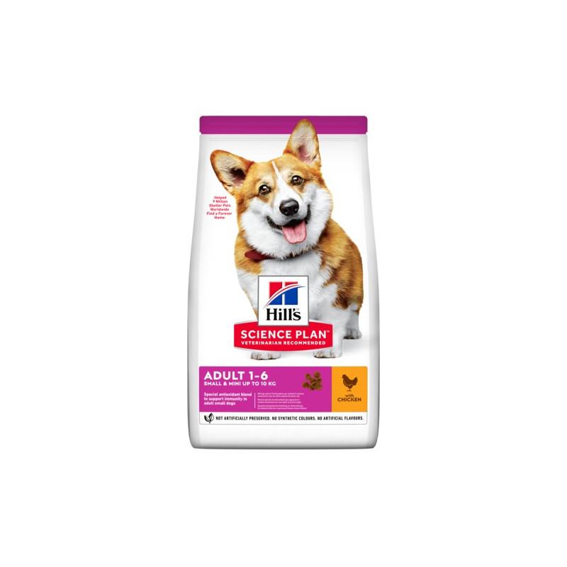 Hills SP Canine Mature 7+ Small & Miniature