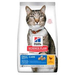 Hills SP Feline Adult Oral Care Chicken