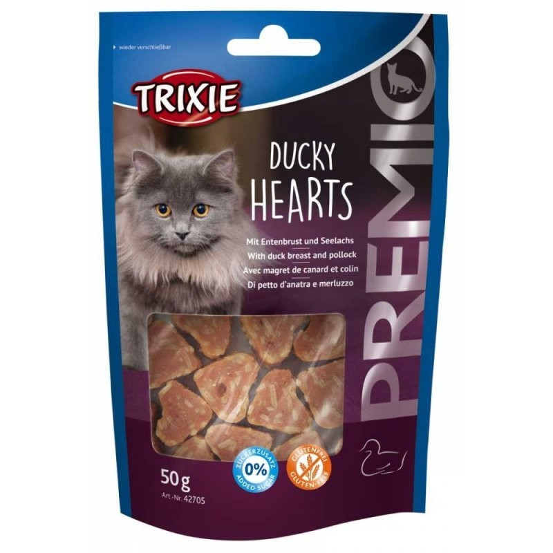 Trixie Premio Hearts