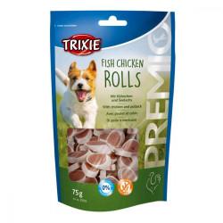 Trixie Premio Hühnchen & Seelachs Rolls