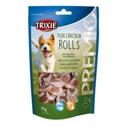 Trixie Premio Fish&Chicken Rolls