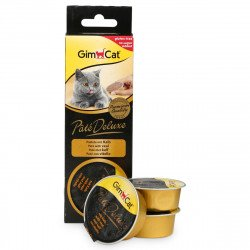 Gimcat Pate Deluxe паштет с телятиной