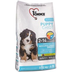 1st Choice Puppy Medium & Large Breeds
