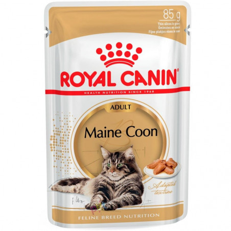 Royal Canin Maine Coon Adult в соусе