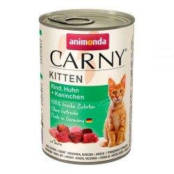 Animonda Carny Kitten, курица и кролик