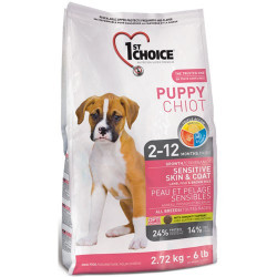 1st Choice Puppy Sensitive Skin & Coat All Breeds
