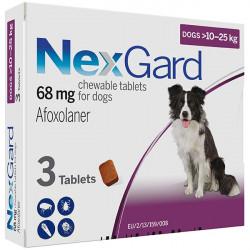 NexGard от блох и клещей от 10 до 25 кг