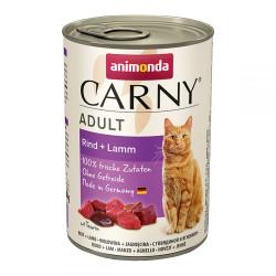 Animonda Carny Adult c говядиной и ягненком