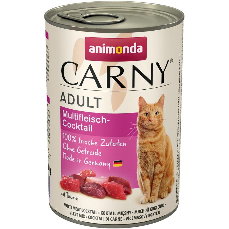 Animonda Carny Adult Мясной Коктейль