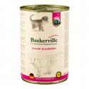 Baskerville Телятина с черникой для котят