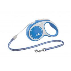 Flexi Comfort Soft Grip S длина 5 м вес до 12 кг (трос)