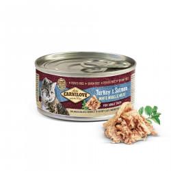Carnilove Turkey & Salmon
