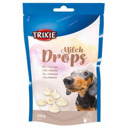 Trixie Drops Milk
