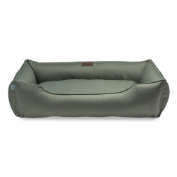 Лежак Lounger Waterproof Red+Gray