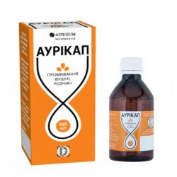 Аурикап для чистки и профилактики заболеваний ушей