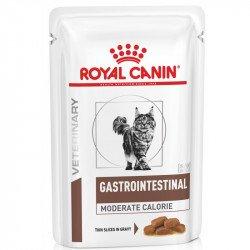 Royal Canin Gastro Intestinal Moderate Calorie Feline Pouches