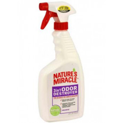 Natures Miracle 3in1 Odor Destroyer